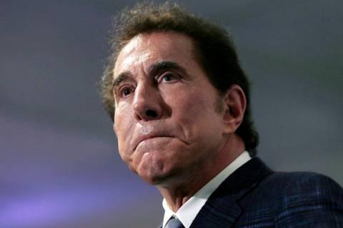 Steve Wynn, ex presidente y director ejecutivo de Wynn Resorts Inc. (Charles Krupa/AP, File)