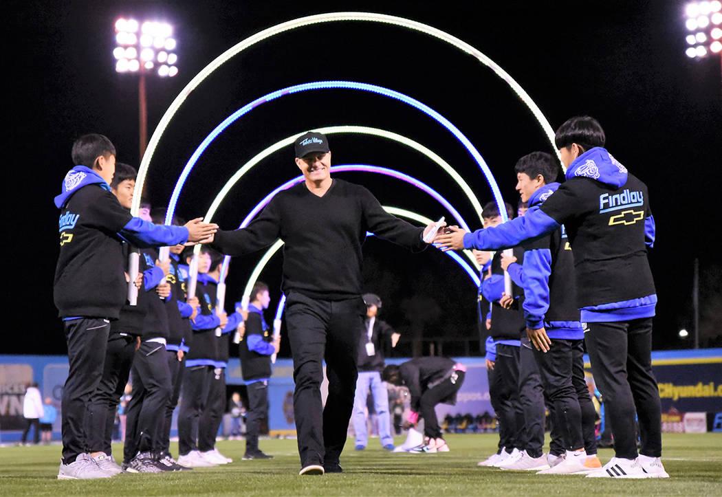 Eric Wynalda, tendrá su segundo año como entrenador del equipo local. Foto Las Vegas Lights FC.
