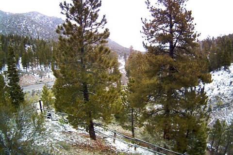 El pronóstico del Servicio Meteorológico Nacional incluye una advertencia de tormenta inverna ...