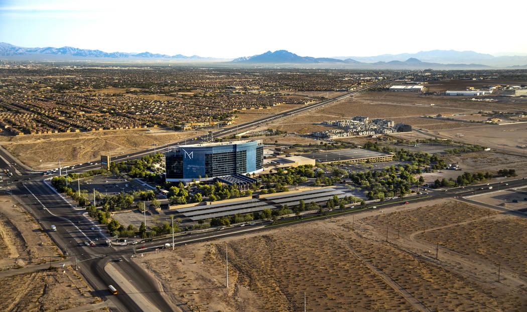 Haas Automation tiene previsto construir una planta de fabricación en Henderson, a pocos kiló ...