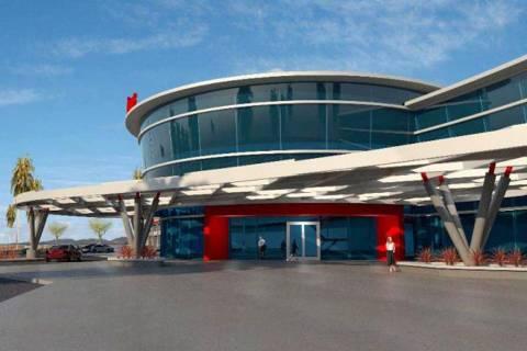 Haas Automation tiene previsto construir una planta de fabricación en Henderson, cuya represen ...