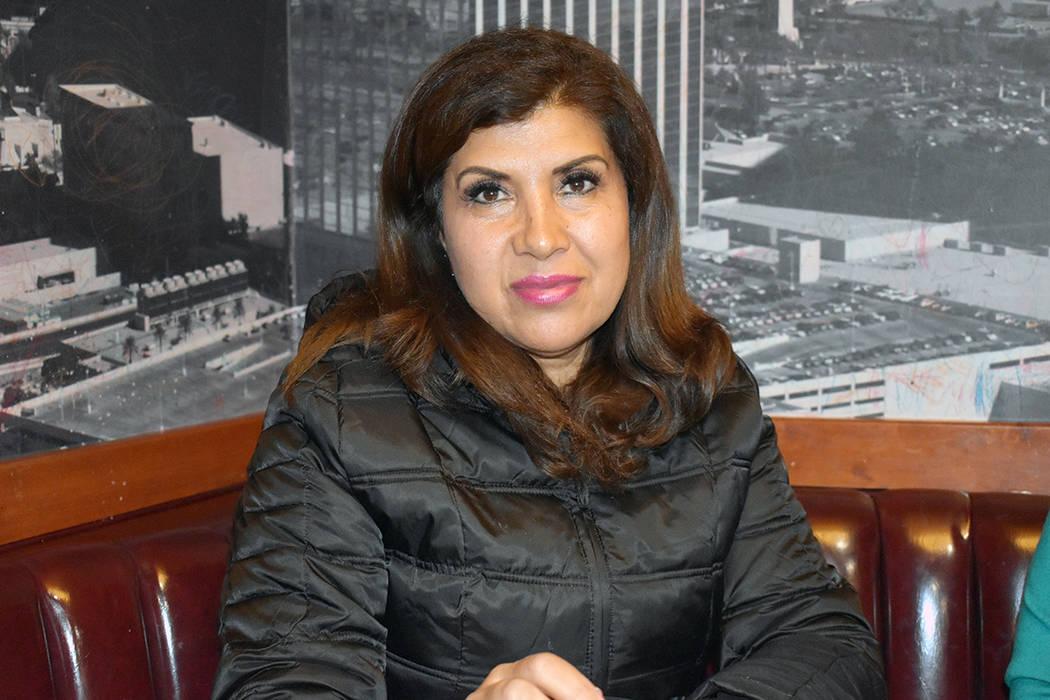 Socorro Ramírez, voluntaria de Smartd A.C. Miércoles 20 de noviembre de 2019 en la sede de la ...