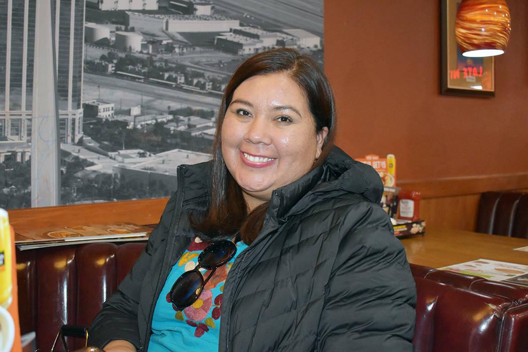 Claudia Vizcarra, voluntaria de Smartd A.C. Miércoles 20 de noviembre de 2019 en la sede de la ...