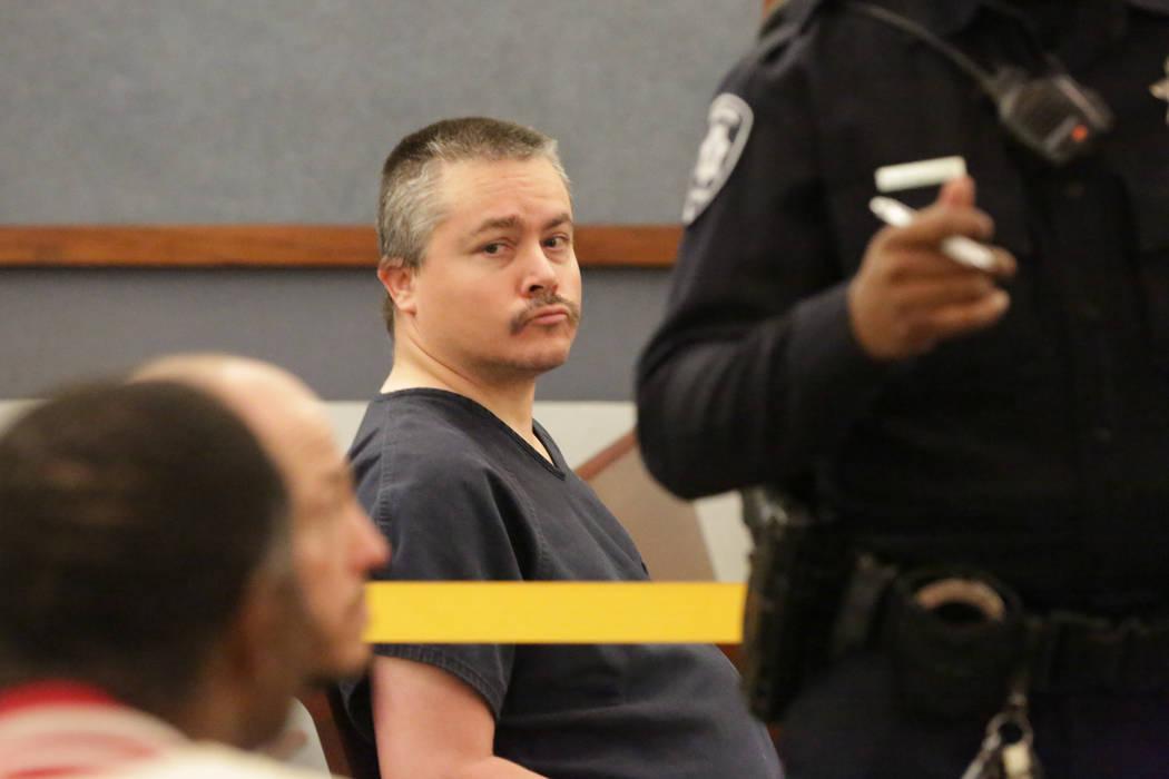 Anthony Wrobel, el ex dealer del Venetian acusado de matar a la vicepresidenta del casino Mia B ...