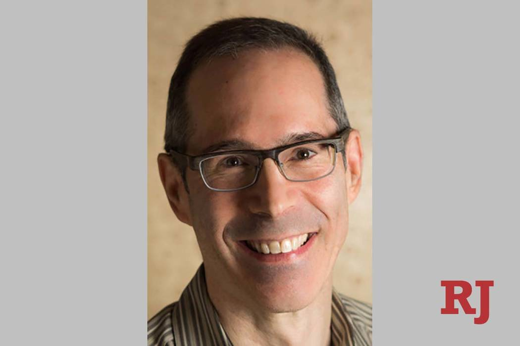 Richard Karpel, director ejecutivo de la Asociación de Prensa de Nevada, cuestionó las demora ...