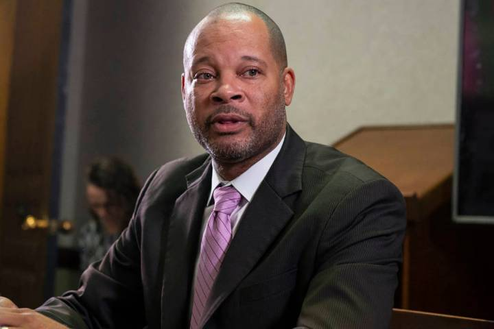 El Fiscal General de Nevada, Aaron Ford. (Las Vegas Review-Journal)