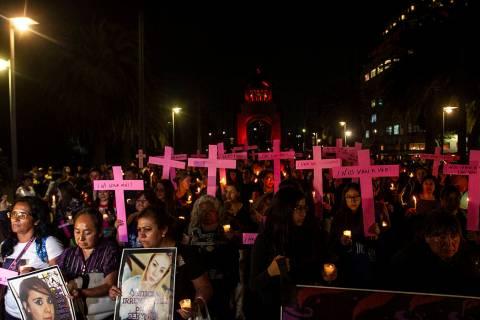 Ciudad de México, 25 Nov 2019 (Notimex- Ernesto Alvarez).- En la capital mexicana se registrar ...