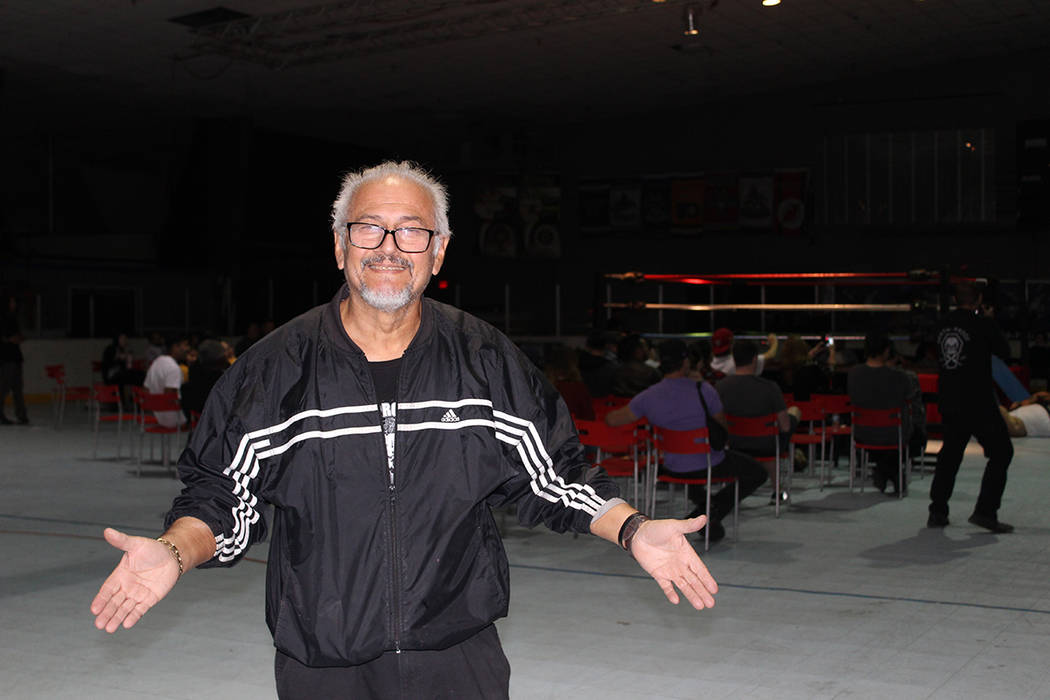 Benjamín Espinosa, fundador de BVW, festejó con la función de aniversario Battle Born. Domin ...