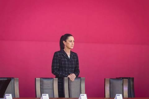 ARCHIVO. Ciudad de México, 26 Nov 2019 (Notimex-Quetzalli Blanco).- Claudia Sheinbaum, Jefa de ...