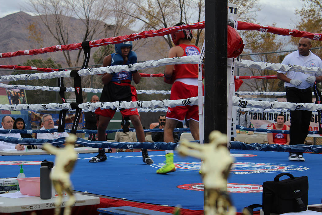 WBA, USA Boxing y UNLV dieron valides oficial al torneo navideño. Sábado 7 de diciembre de 20 ...