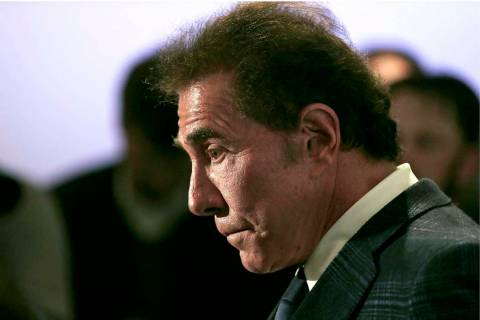 El ex Presidente y Director General de Wynn Resorts Ltd., Steve Wynn. (Charles Krupa/AP, Archivo)