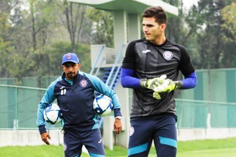 México, 20 Dic 2019 (Notimex-Marco González).- Primer entrenamiento del guardameta Sebastián ...