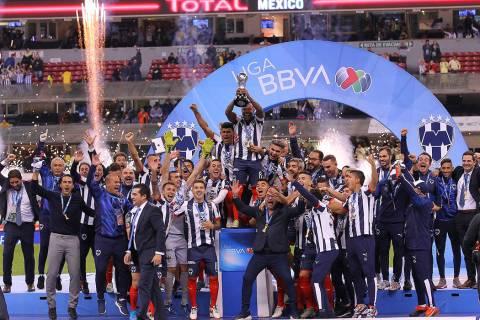 Ciudad de México, 29 Dic 2019 (Notimex-Isaías Hernández).- Los Rayados de Monterrey se coron ...