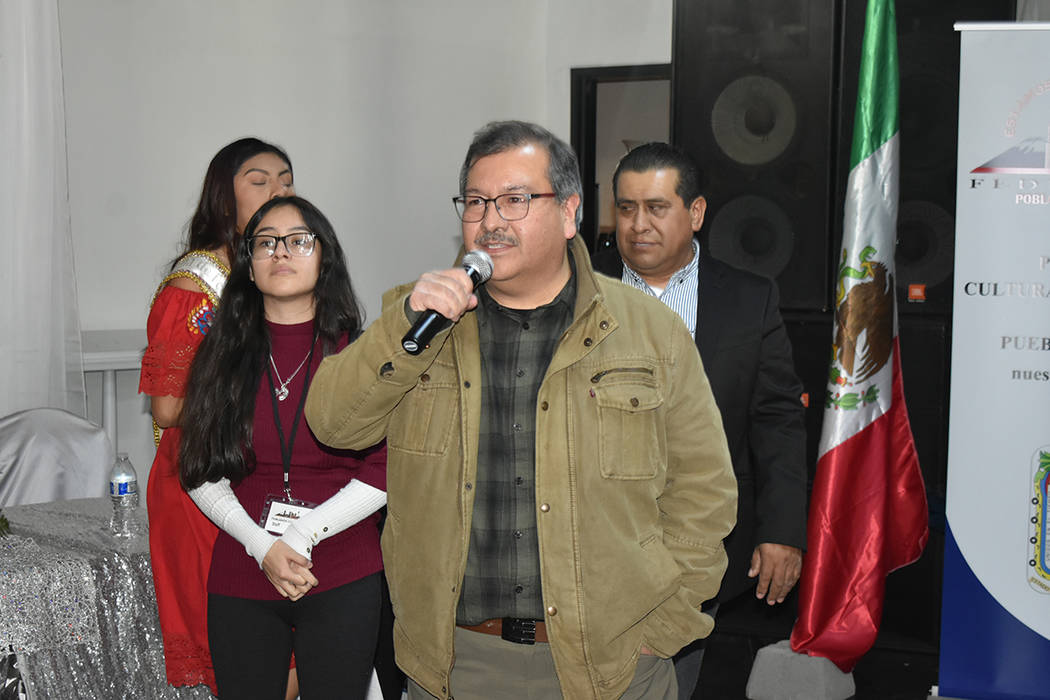 El cónsul de Asuntos Comunitarios, Jorge Elizondo, reconoció el trabajo realizado por el Inst ...