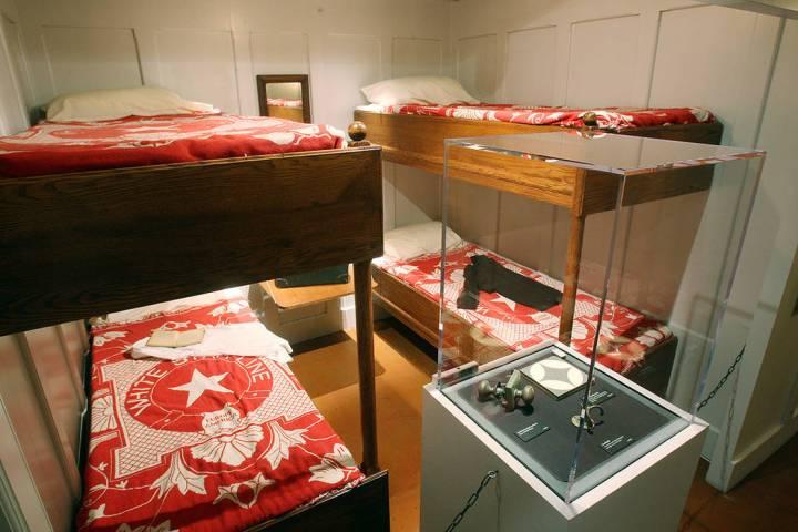 108 objetos serán incluidos en la exhibición del RMS Titanic en Las Vegas. Foto Experiential ...