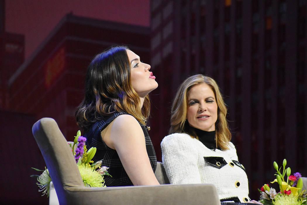 """La conversación fue titulada: """"Si la televisión se inventara hoy: NBCUniversal reimagina el ..."""