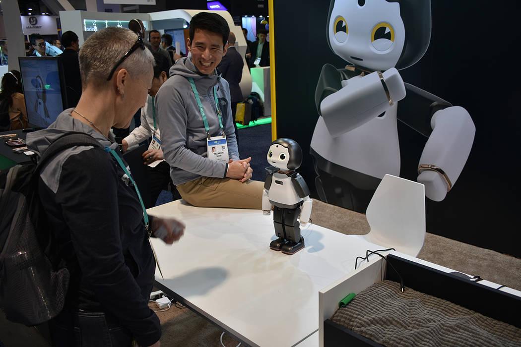La Asociación de Tecnología del Consumidor (CTA, por sus siglas en inglés) llevó a cabo la ...
