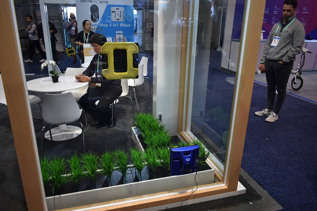 La CES 2020 reunió a más de 4,400 compañías que trabajan en la tecnología. Miércoles 8 de ...