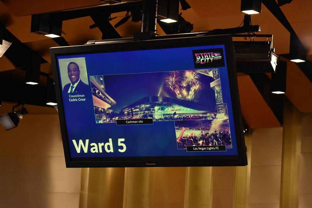 El Ayuntamiento de Las Vegas ha tenido avances en creación de nuevos negocios. Jueves 10 de en ...