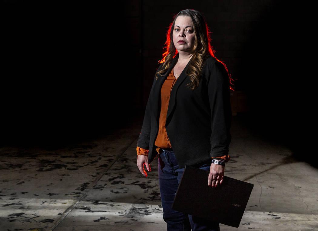 "Deanna Thompson, residente de Las Vegas, protagoniza la serie documental de Netflix ""Don't F**K ..."