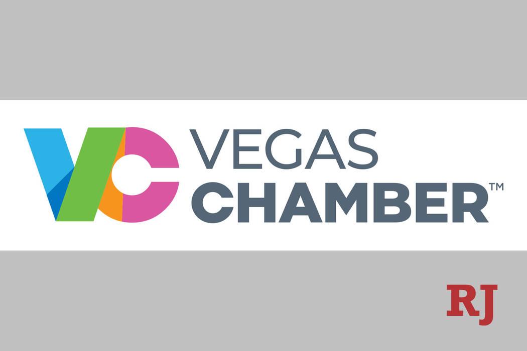 """La Cámara Metropolitana de Comercio de Las Vegas anunció su nuevo nombre """"Vegas Chamber"""" el m ..."""