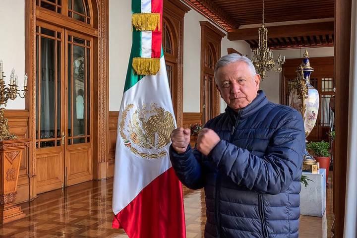 ARCHIVO. Ciudad de México, 6 Dic 2019 (Notimex-Especial).- El presidente Andrés Manuel López ...
