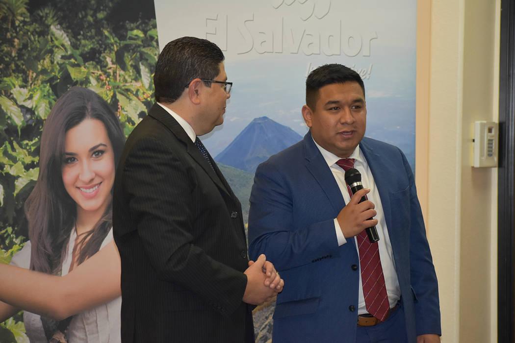 Silvia Mabel Martínez Romero tomó posesión Vicecónsul de El Salvador, en ceremonia encabeza ...