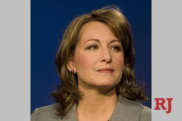 Allison Copening en 2008. (Las Vegas Review-Journal, archivo)