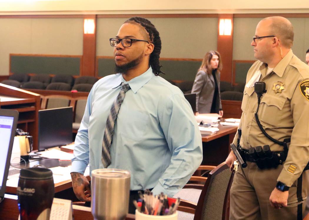 Ray Charles Brown, quien se enfrenta a pena de muerte por disparar fatalmente al empleado de Le ...
