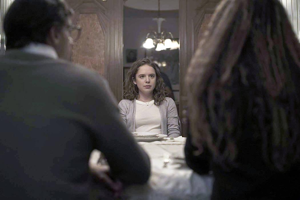 Una escena de la película Leona. Jueves 23 de enero de 2020 en Maya Cinemas. Foto cortesía.