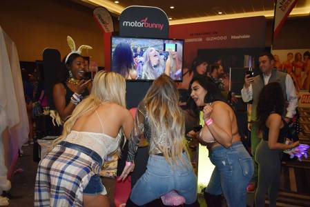 La Expo del Entretenimiento para Adultos AVN nuevamente se realizó con rotundo éxito en Las V ...