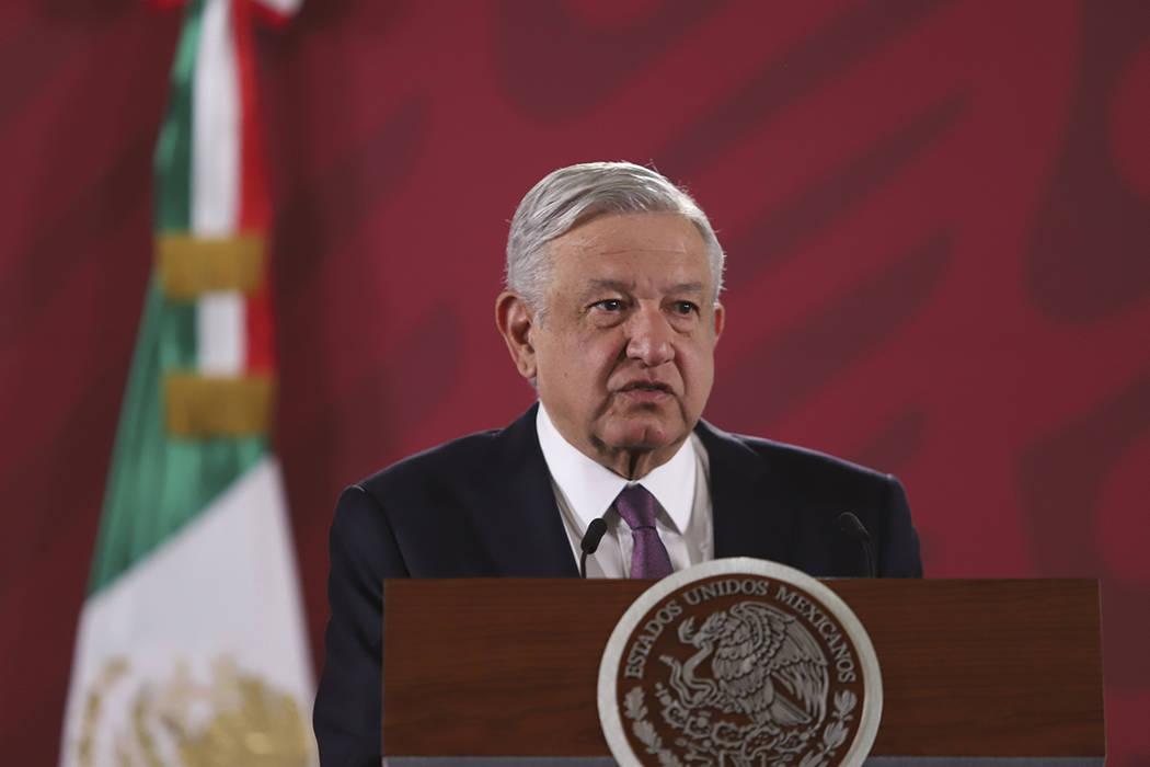 ARCHIVO. Ciudad de México, 4 Feb 2020 (Notimex-Gustavo Durán).- El Presidente Andrés Manuel ...