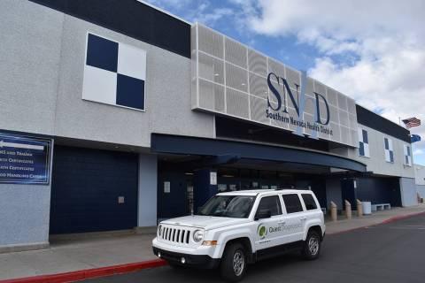En la foto, la sede del Distrito de Salud del Sur de Nevada. Foto Frank Alejandre / El Tiempo.