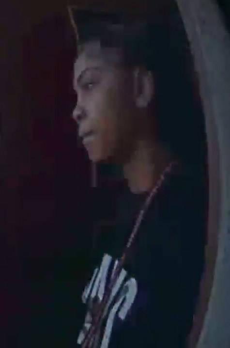 Foto de una sospechosa en un domingo, 2 de febrero de 2020, en un evento de casa abierta en el ...