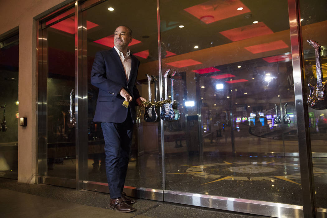 """Richard """"Boz"""" Bosworth, presidente y director ejecutivo de JC Hospitality LLC y dueño del Hard ..."""