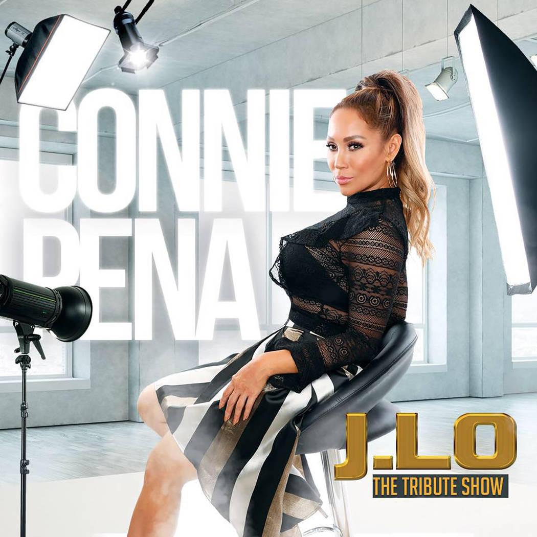 """Connie Peña se presentó en Miami, con motivo del Súper Tazón 54 y prepara show """"Revive el ..."""