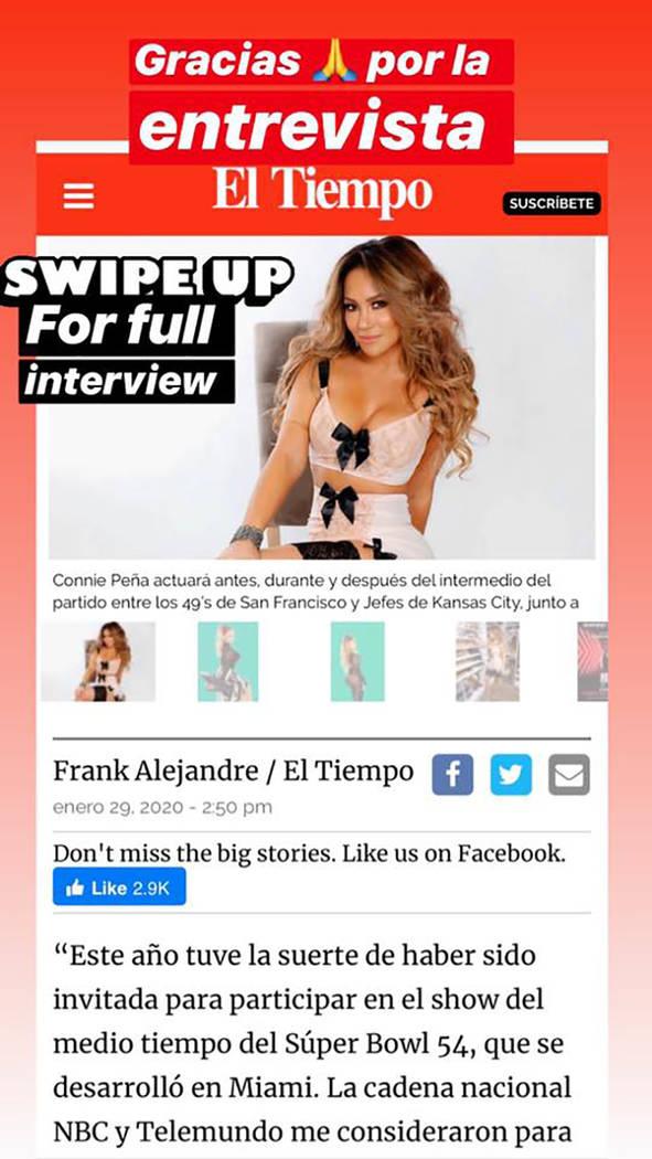 Captura de pantalla del sitio web de El Tiempo.