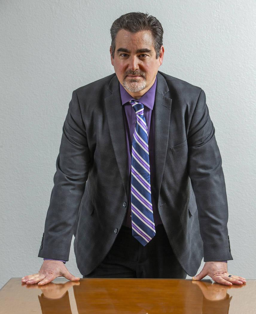 El abogado Brian Shapiro, el fideicomisario que supervisa la bancarrota del Capítulo 7 de Bóv ...