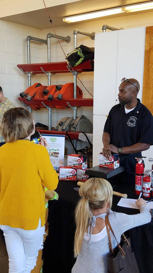 El próximo evento comunitario de los bomberos será en la Estación 20 el 4 de abril. Sábado ...