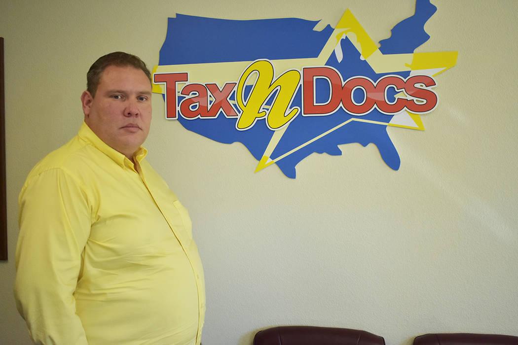El especialista de impuestos, Eliam Marcos Marrero, explicó la importancia de acudir con un pr ...