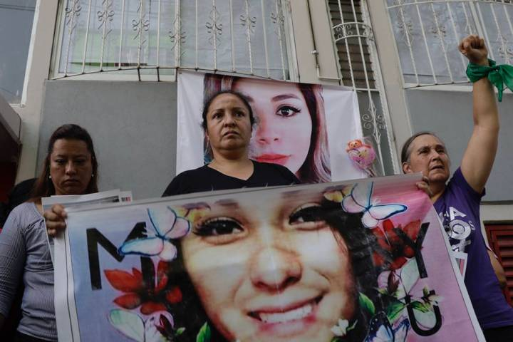 México, 15 Feb 2020 (Notimex-Paola Hidalgo).- Familiares, vecinos, amigos e integrantes de gru ...