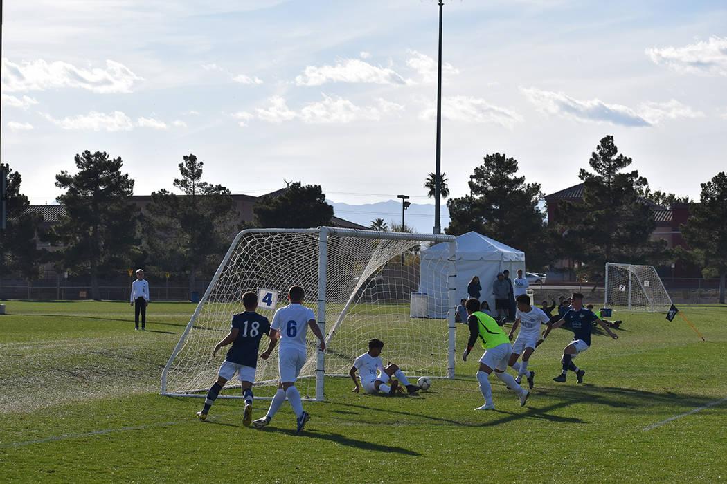 La Exhibición Internacional de la Copa del Alcalde de la Ciudad de Las Vegas es organizada por ...