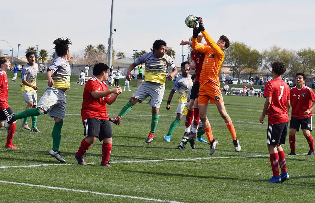 Leones de Tunari FC vinieron desde Cochabamba, Bolivia a participar de la 11ava edición de la ...