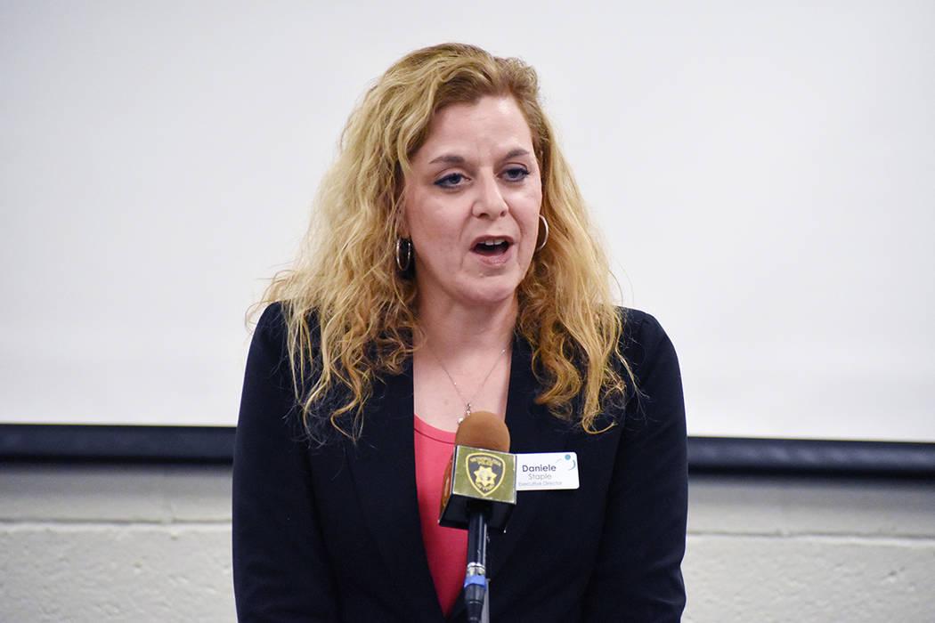 Daniele Staple, directora ejecutiva de The Rape Crisis Center. Miércoles 19 de febrero de 2020 ...