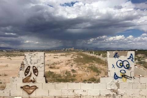 El pronóstico del sábado para el Valle de Las Vegas tiene un 90 por ciento de probabilidad de ...