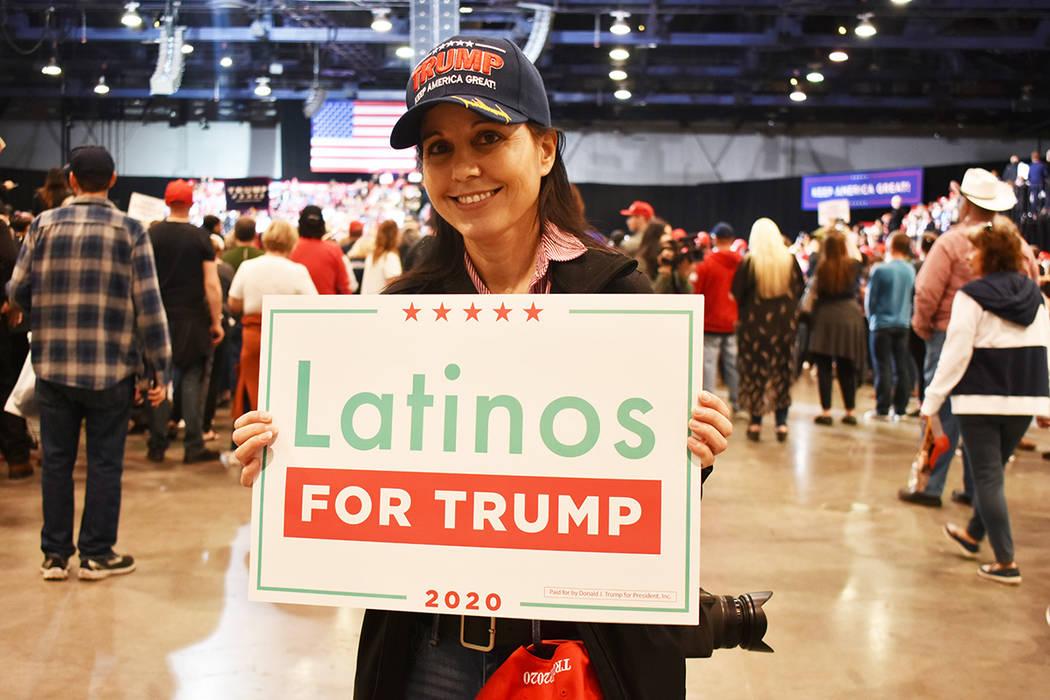 Xóchitl Rodríguez dijo estar a favor con las medidas que ha tomado el presidente Trump sobre ...