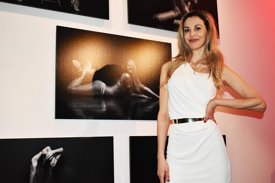 La española Ángela Del Río es modelo y bailarina de flamenco. Sábado 22 de febrero de 2020 ...