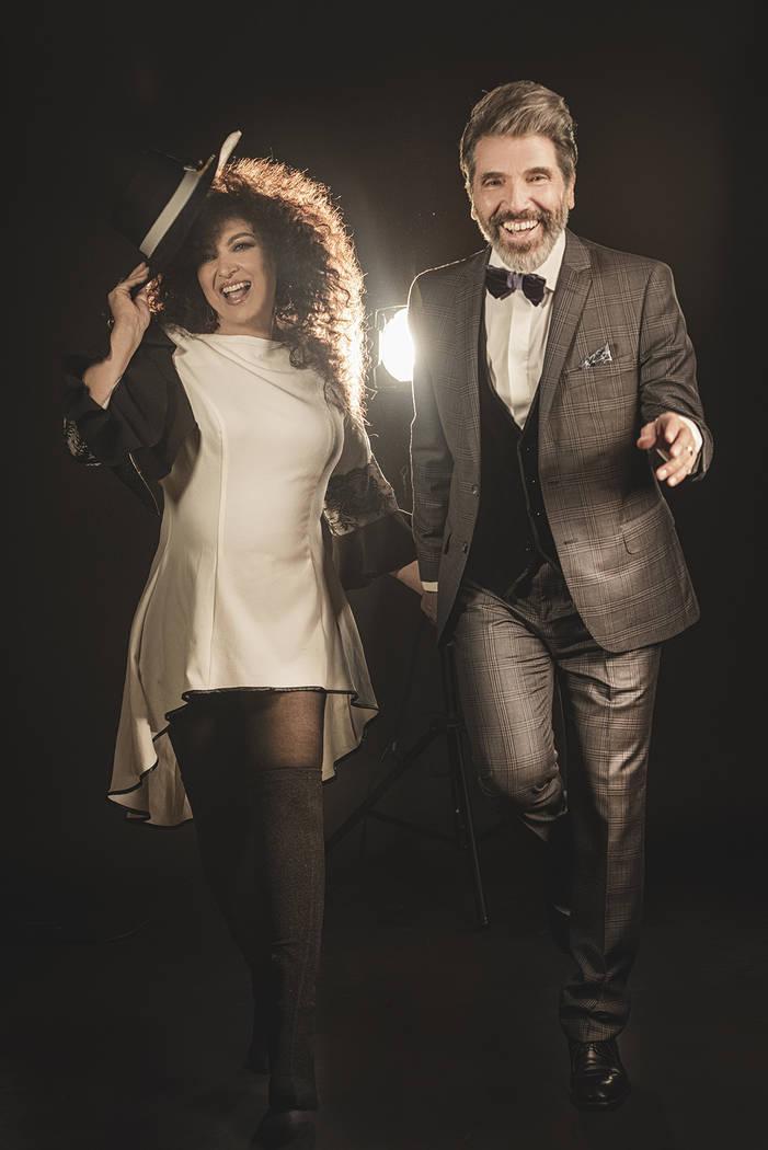 Amanda Miguel y Diego Verdaguer se presentarán en Las Vegas. [Foto Diam Music]