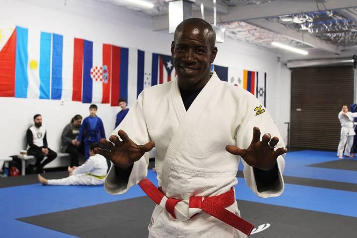 Israel Hernández, judoca, originario de la provincia de Santiago en la isla de Cuba, fue entre ...