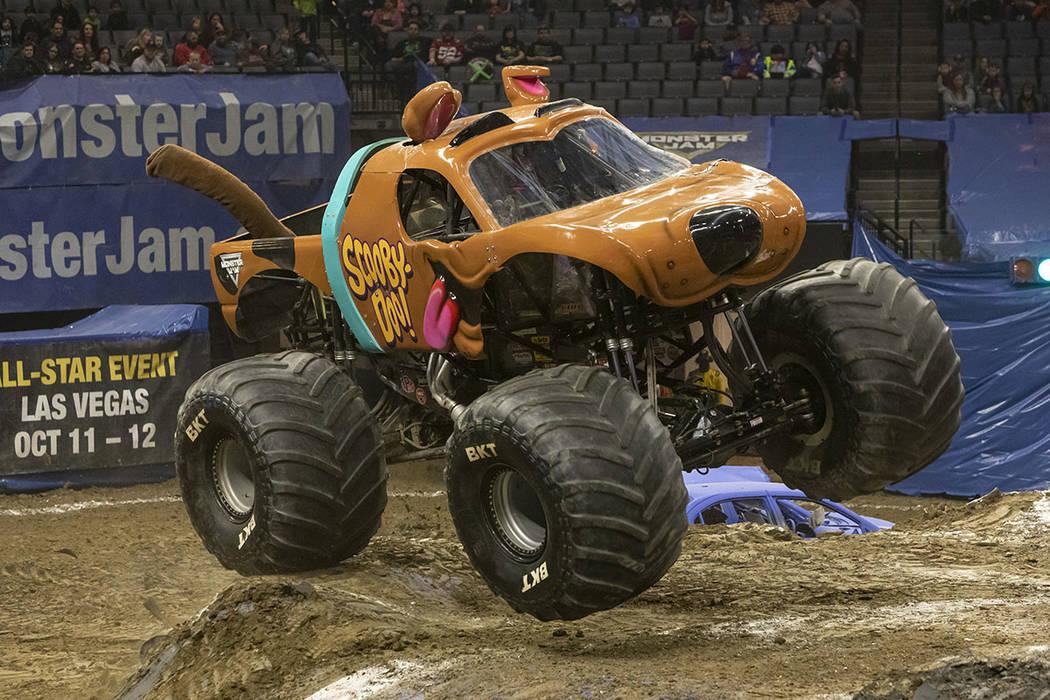 Monster Jam es la experiencia del deporte motorizado –familiar- más cargado de acción en el ...
